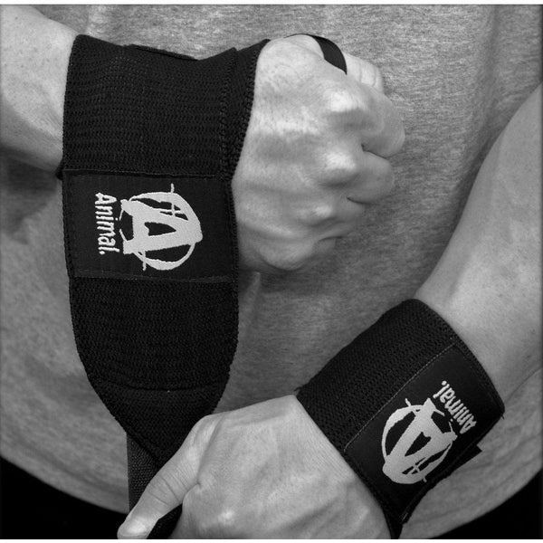 Universal Nutrition Animal Wrist Wraps Accessories Universal  (39918108675)