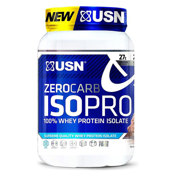 USN IsoPro 1.65LB Protein Powders USN CHOCOLATE  (1481415524375)