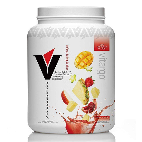 Vitargo 50 Servings Sports Performance Recovery Vitargo Fruit Punch  (1462652698647)