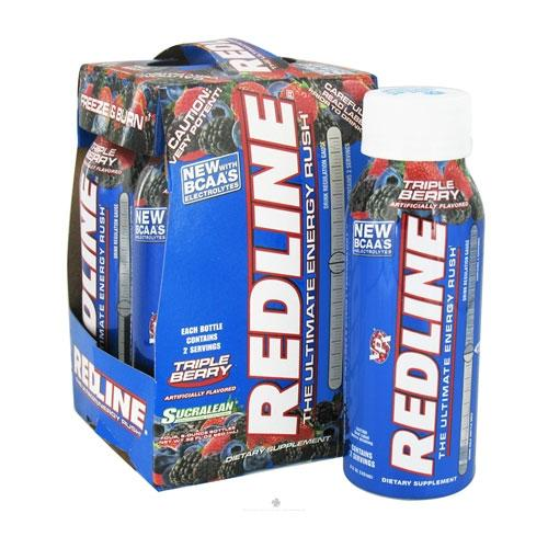 VPX Redline RTD 24/Case Energy & Sports Drinks VPX  (10981251843)