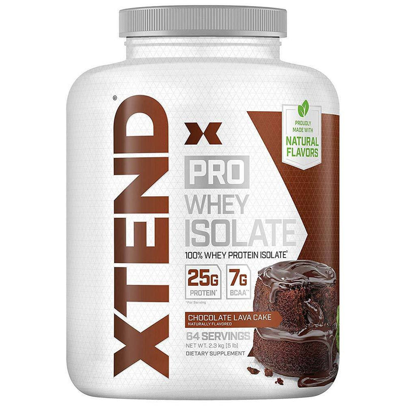 Scivation Xtend Pro 5lb Protein Powders Scivation Chocolate Lava Cake  (4327413776407)