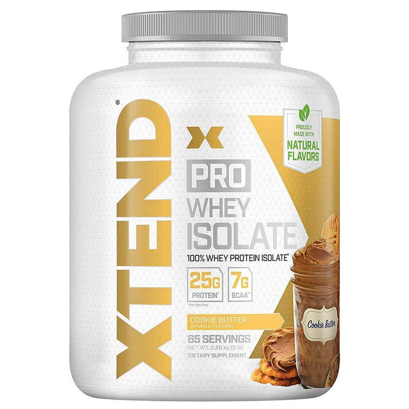 Scivation Xtend Pro 5lb Protein Powders Scivation Cookie Butter  (4327413776407)