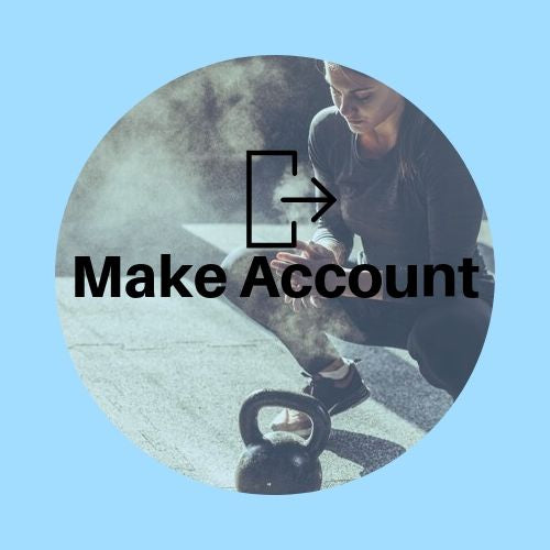 Earn rewards by making account