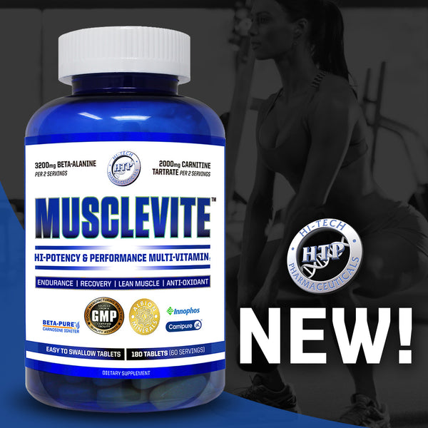 MuscleVite Product New