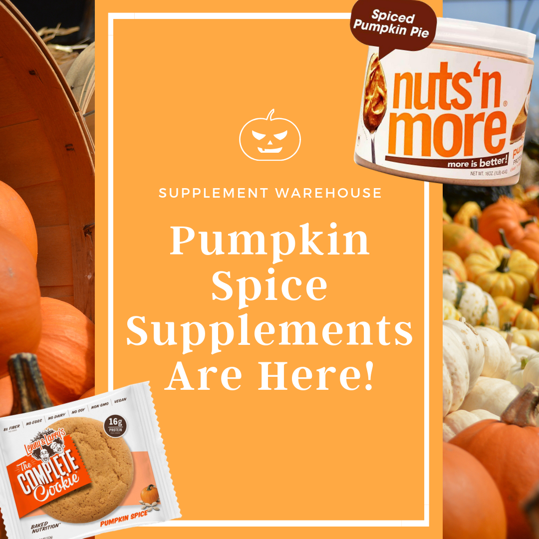 Pumpkin Spice Supplements SW