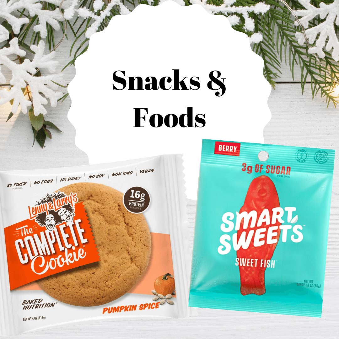 Protein Food and Snacks