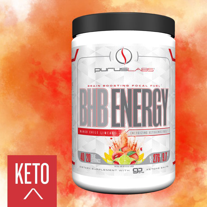 Purus Labs Ketone Energy Supplement