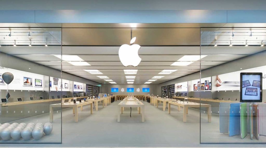 Apple Closes US Retail Stores Until Further Notice