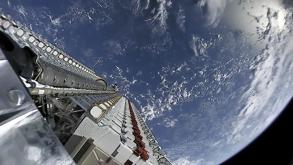 Starlink Global Satellite Internet