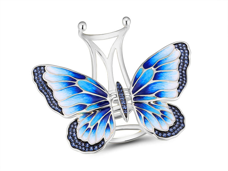 Butterfly Ring - penelope-it.com
