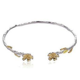 Daisy flower Bracelet - penelope-it.com