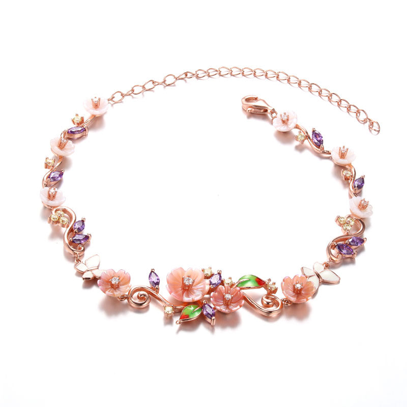 Spring Flower Bracelet - penelope-it.com