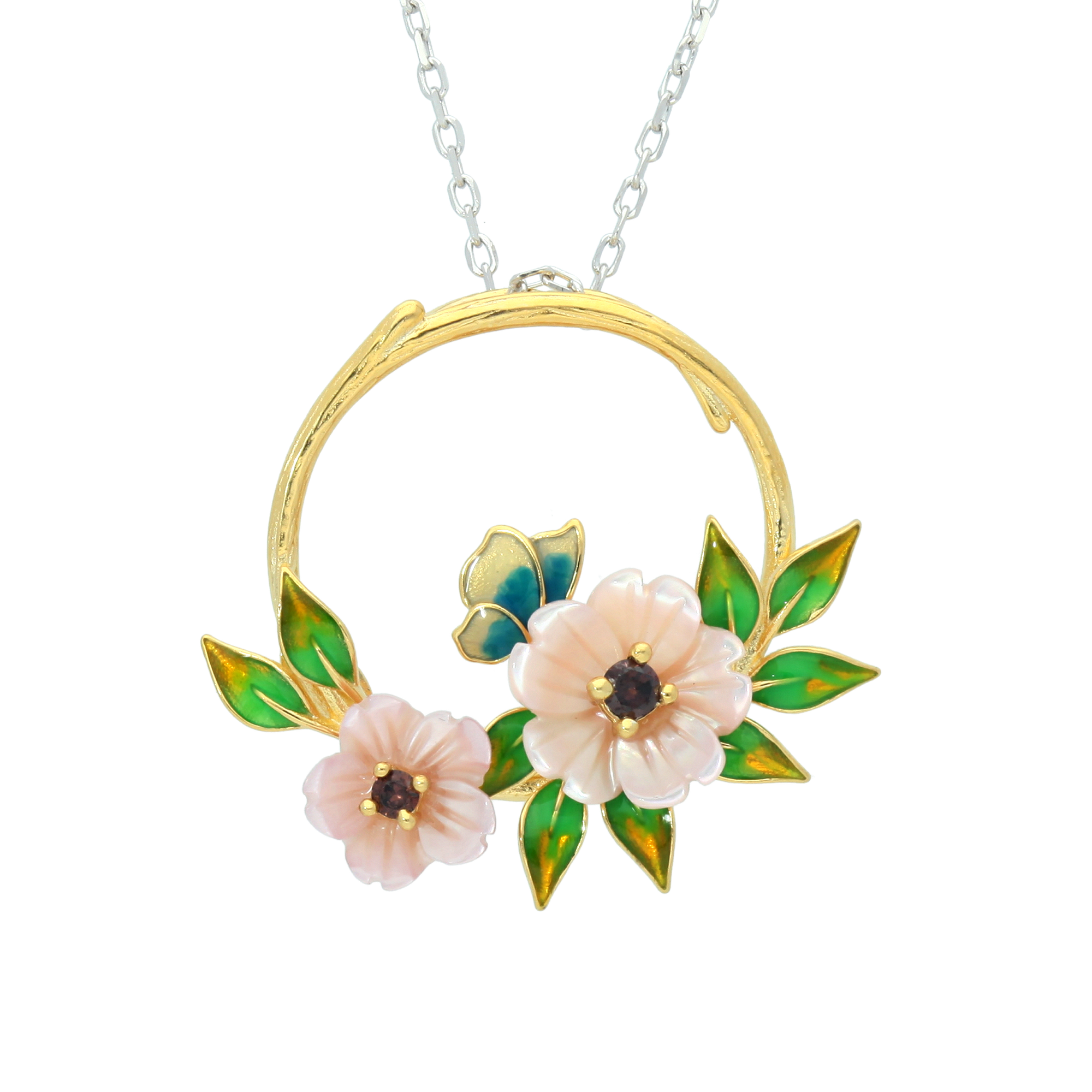 Bloom Tree Necklace - penelope-it.com