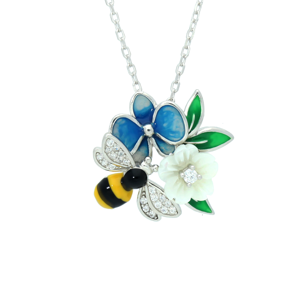 Spring Bloom Necklace - penelope-it.com