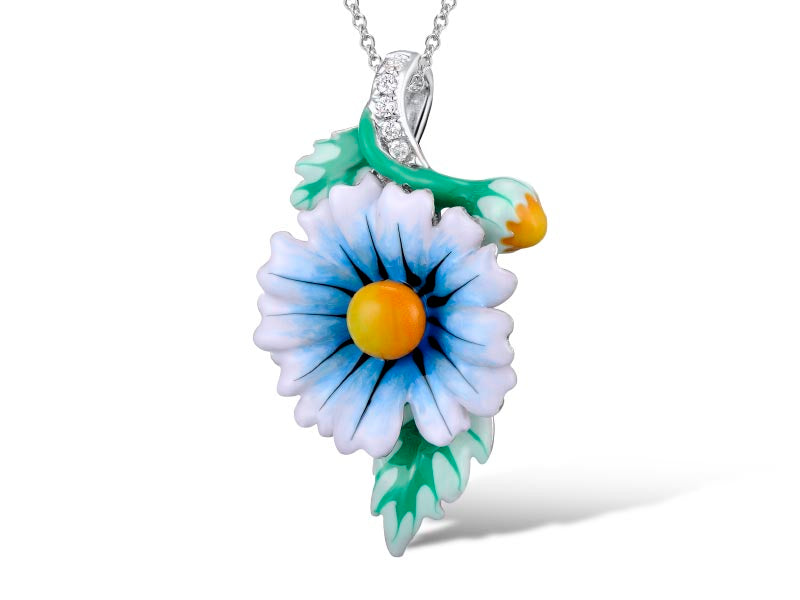 Daisy Necklace - penelope-it.com