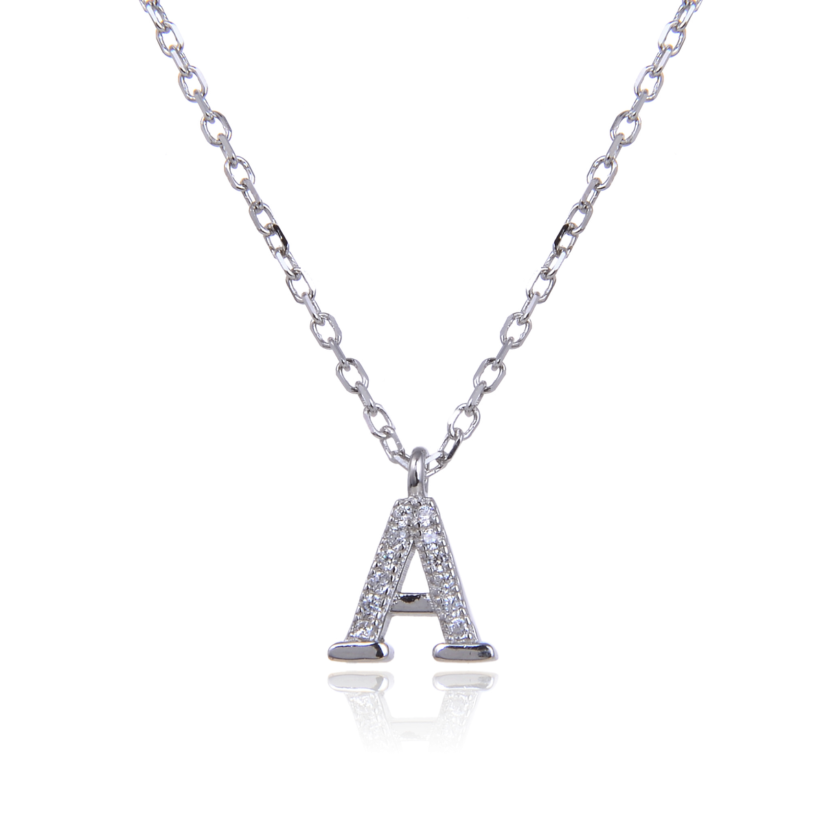 Letter A Necklace - penelope-it.com