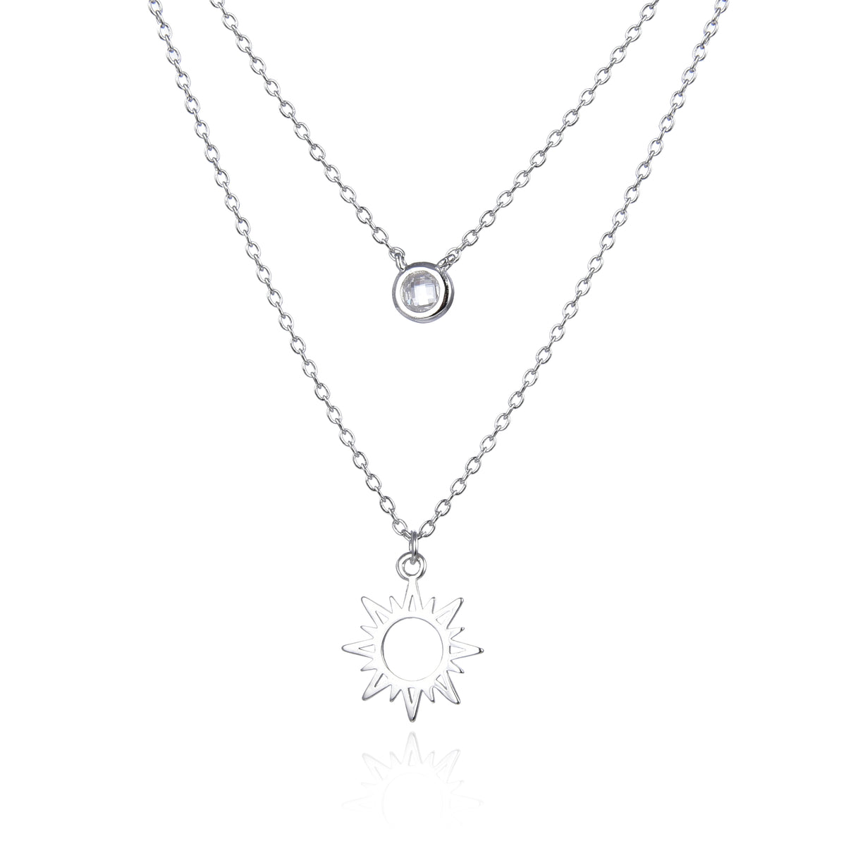 The Sun & Moon Necklace