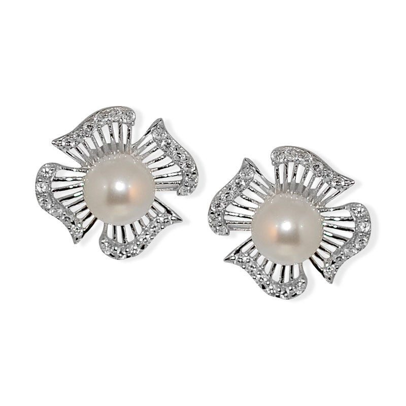 Pearl Earrings - penelope-it.com