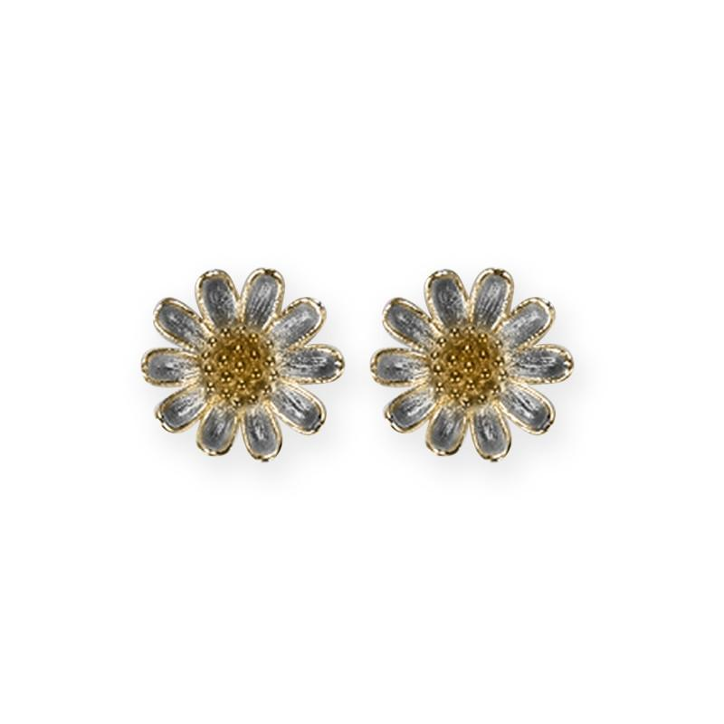 Oxeye Daisy Earrings - penelope-it.com