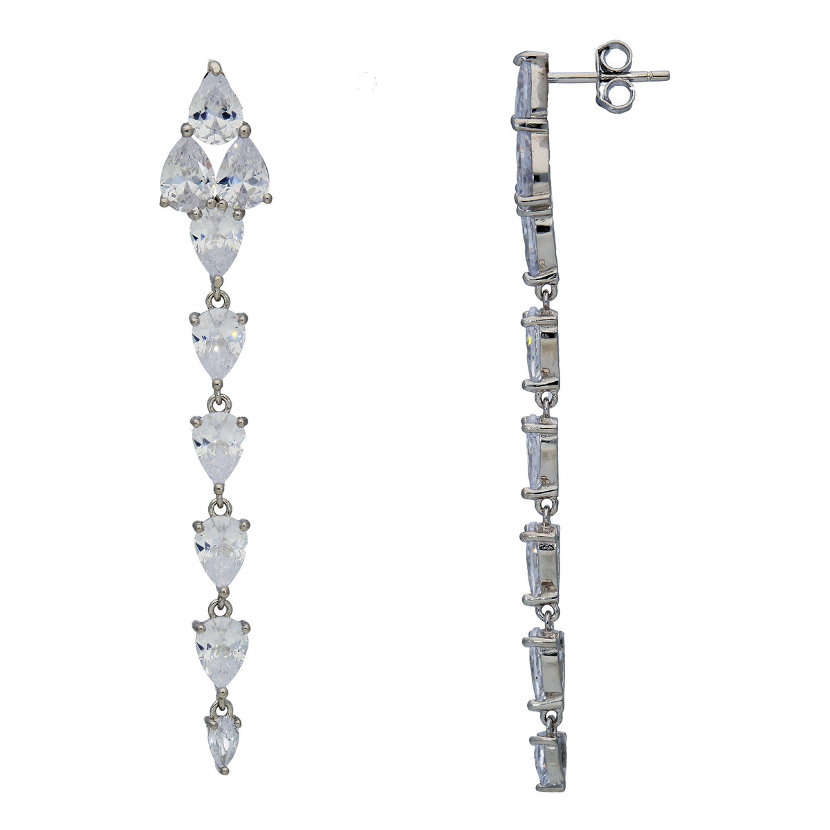 Elegant Shine Earrings