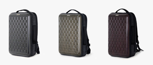 Hard Shell Backpack | briefcase