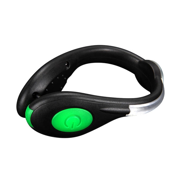 Shoe Light Clip - on Safety LED Bands (Rechargeable)