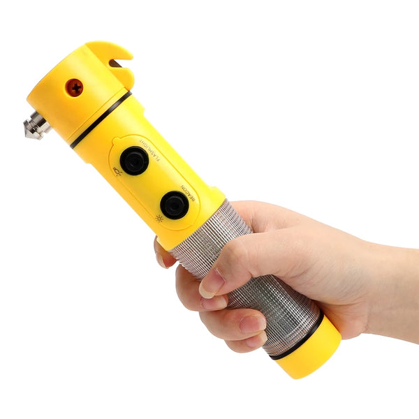 Thor Mini III 4 in 1 Flashlight Rescue Hammer