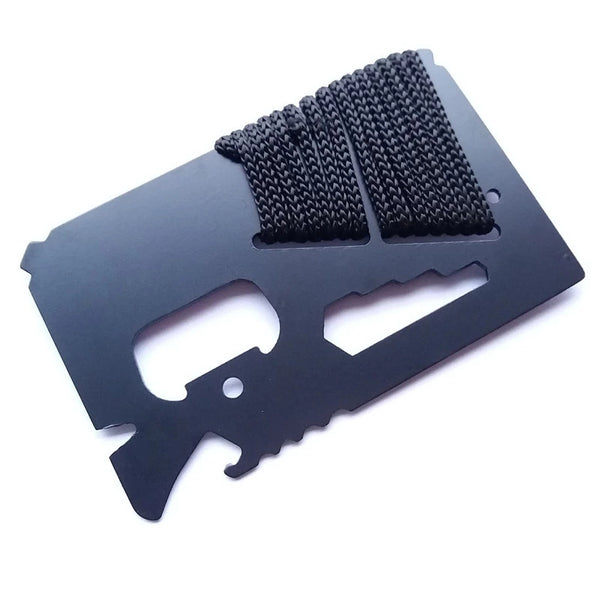 14-in-1 Wallet EDC Survival Tool Card