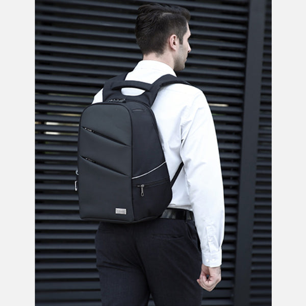 Forte Anti-theft Backpack with TSA Lock and Cable