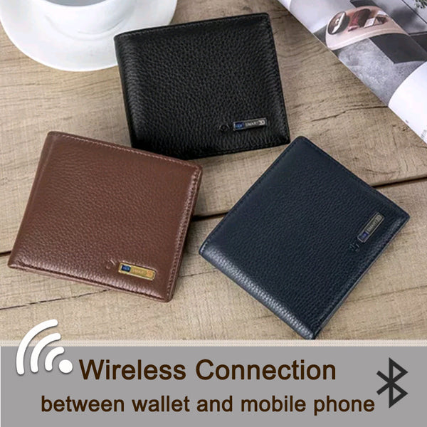 Smart Wallet Protect + Track + Find (Billfold Version)