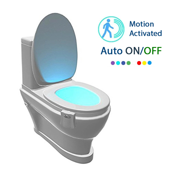 Toilet Auto Night Light