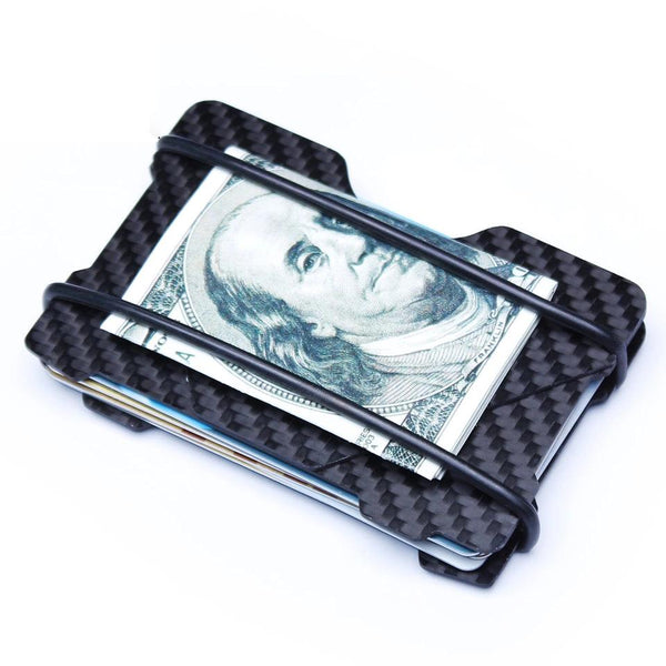 Carbon Fiber RFID Wallet on asitisusa.com
