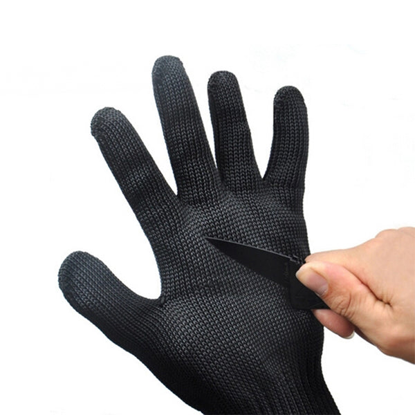 Anti-Cut Gloves - Steel Mesh