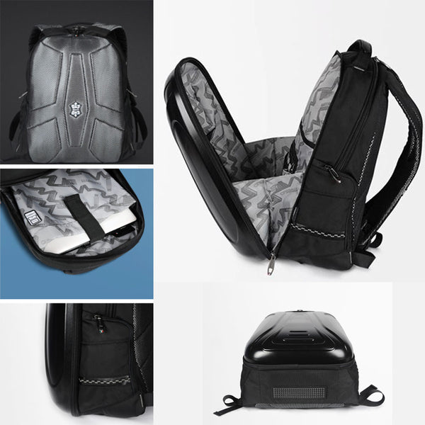 Hard Shell Backpack - Knight