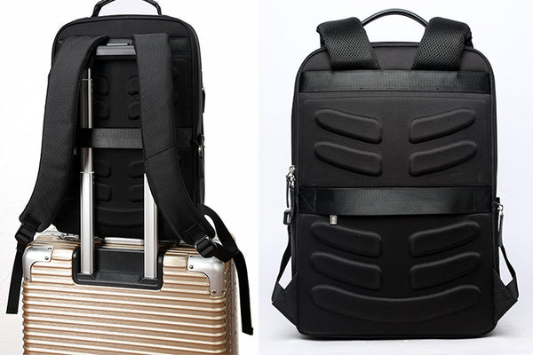 XOV DUO Backpack With Zip On Laptop Case