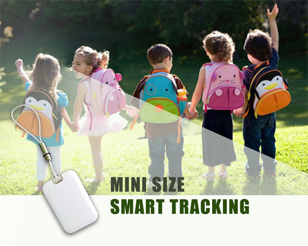 Mini Bluetooth Tracker for Kids, Bags, Keys