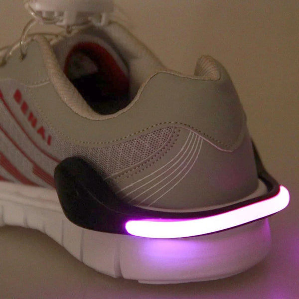 Shoe Light Clip - on Safety LED Bands