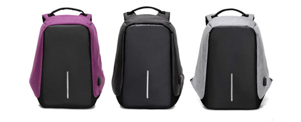 Covert II Anti-Theft Backpack with Cut Resistant Front Panel