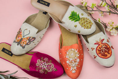 20% Off Personalized Mules