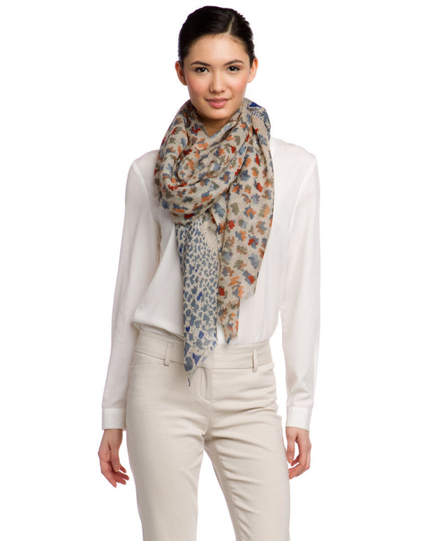 Gracyn Oblong Scarf