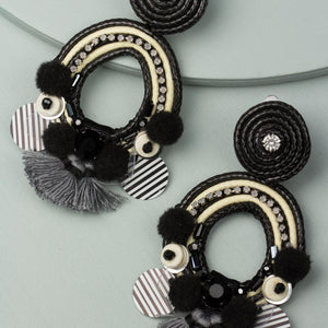 Thayer Clip-On Statement Earring