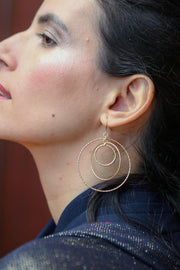 Never Ending Statement Earring
