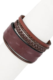 Shyama Leather Bracelet