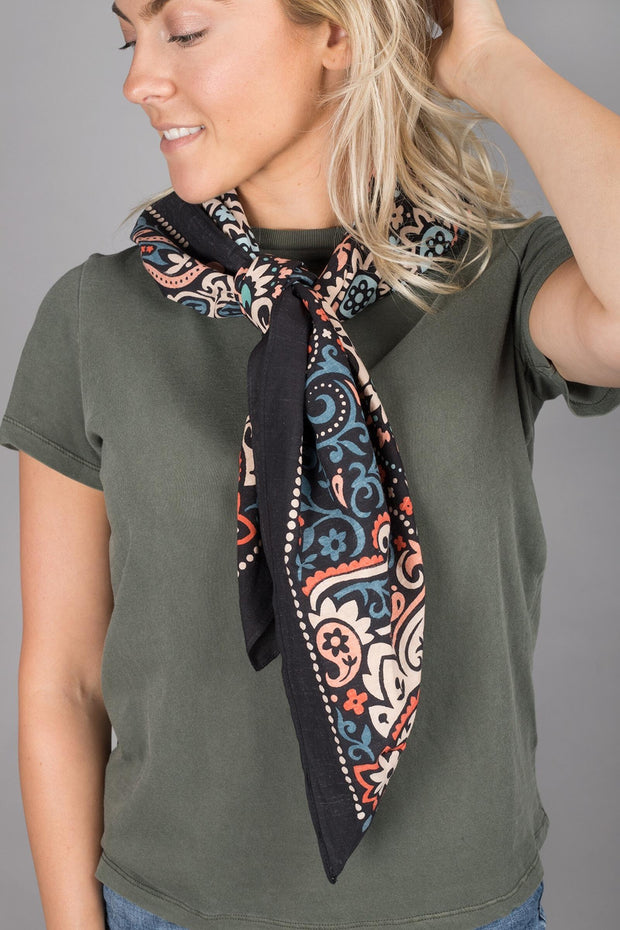 Oversized Cotton Bandana