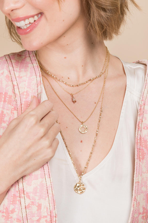 Aelina Layered Necklace