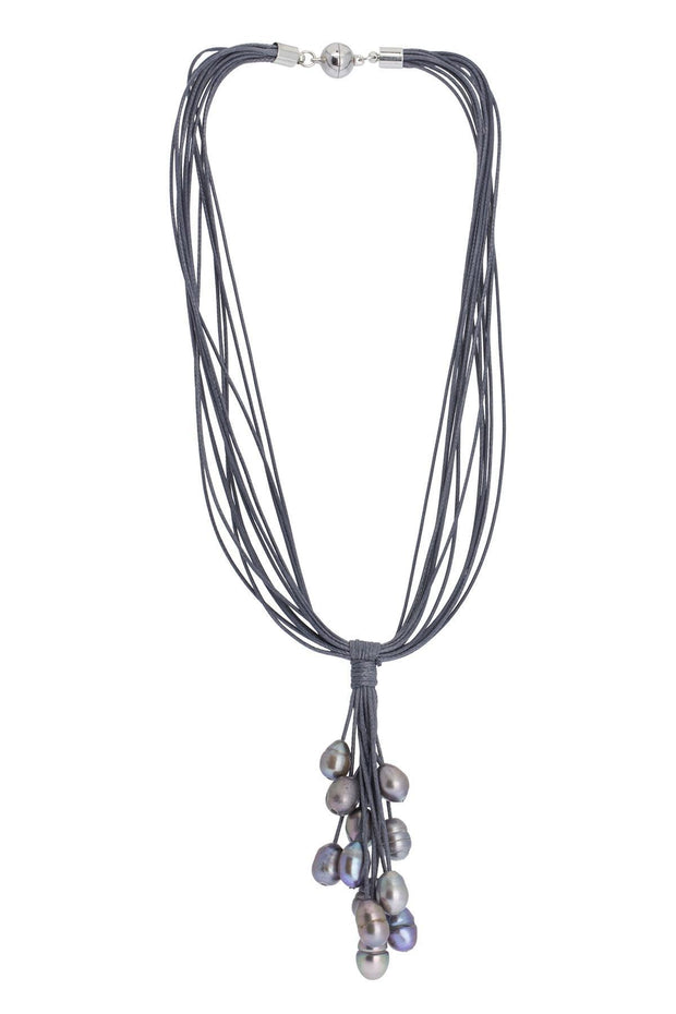 women's fashion accessories, long layered necklaces