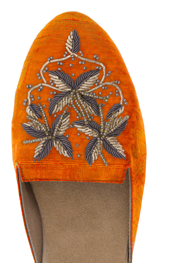 Starlight Beaded Personalized Mule
