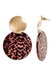 Jungle Vibes Statement Earring