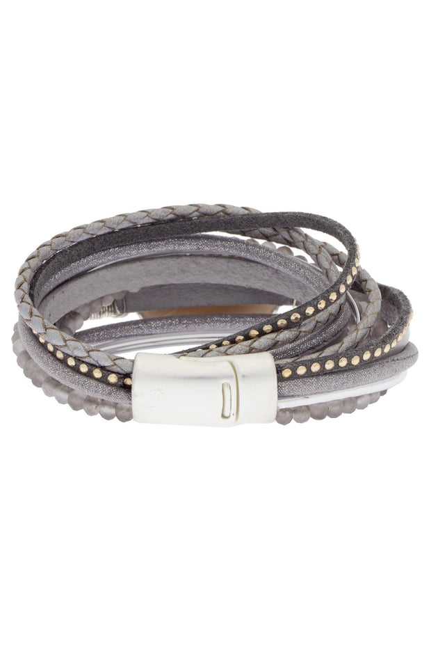 Endless Dream Leather Bracelet