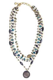 Marie Long Layered Necklace